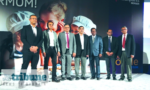 Asian Paints Berger Launches New Royale Smart Clean Emulsion