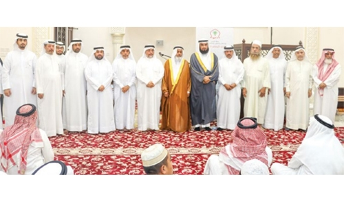New mosque opened in East Riffa