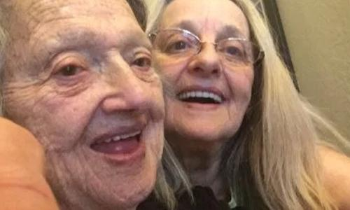 Mother reunited with daughter she thought died 69 years ago