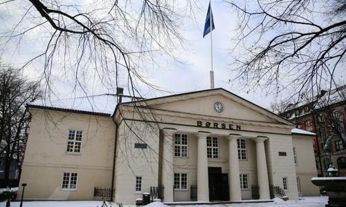 Euronext tops Nasdaq bid for Oslo stock exchange