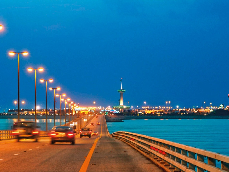 King Fahd Causeway records highest number of travellers