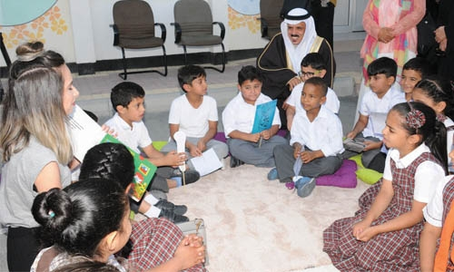 Kingdom celebrates World Book Day