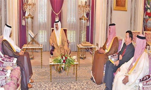 Developments to continue: HM King