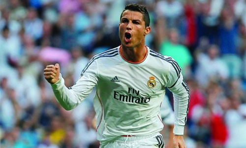 Ronaldo is best player  in history: Zidane