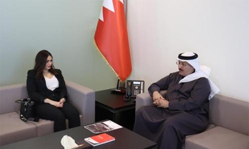 RERA Chief Executive receives Bahraini real estate valuers
