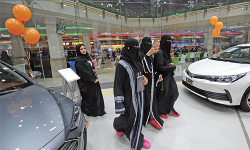 Now, Saudi women can start own business