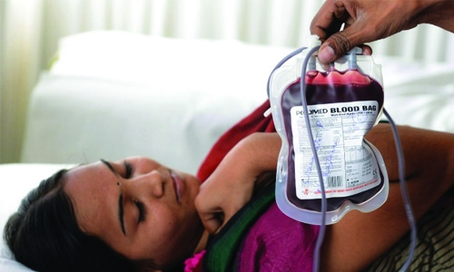 'Milestone' in quest to make blood cells