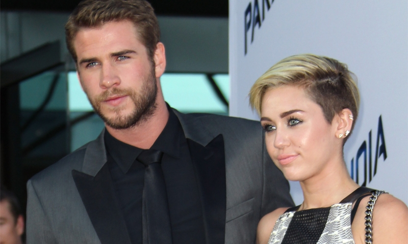 Cyrus, Liam Hemsworth 'split'