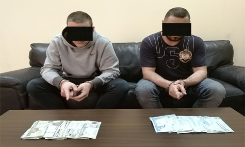Europeans arrested in Bahrain exchange house robbery