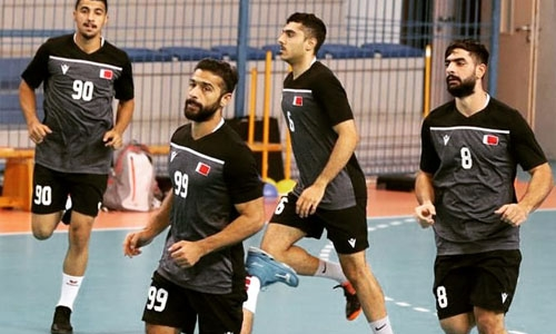 Bahrain to play Estonia, Argentina in handball friendlies ahead of Olympics