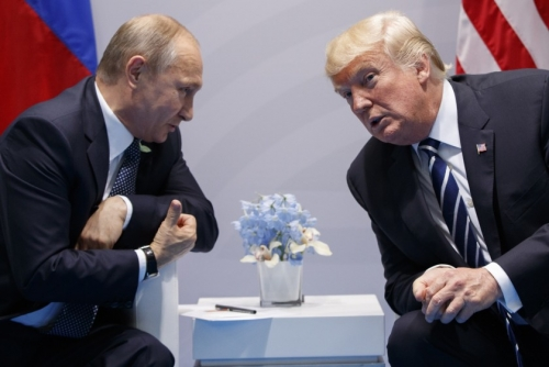 U.S. intelligence agencies say Iran, Russia have tried to interfere in 2020 election