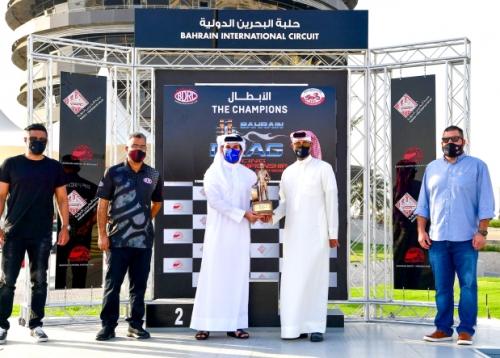 BIC chief executive congratulates HH Shaikh Abdulla bin Hamad Al Khalifa on Bahrain1's title success