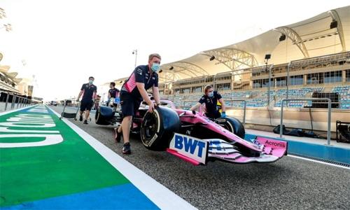 BIC Gets F1 Gulf Air Bahrain Grand Prix 2020 Underway!