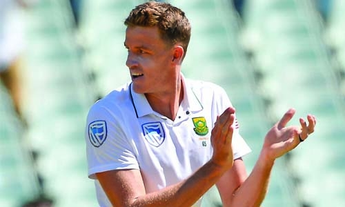 Morkel joins 300 club as SA take leading edge