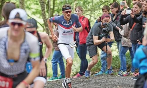 Frodeno, Ryf clinch oldest Triathlon
