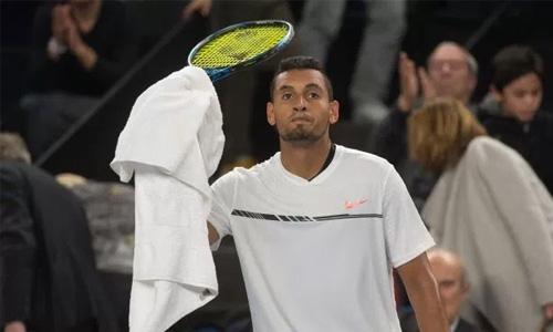 Djokovic knocked out of Acapulco ATP event by Kyrgios