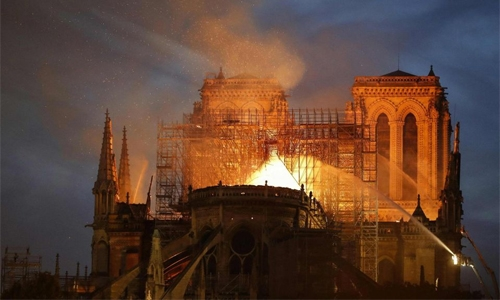 Rejuvenating cultural heritage in the wake of catastrophe
