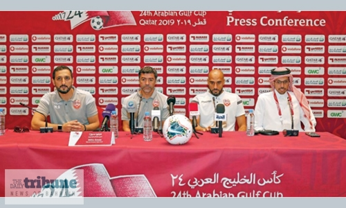 Bahrain to fight for place in Gulf Cup semis: Sousa
