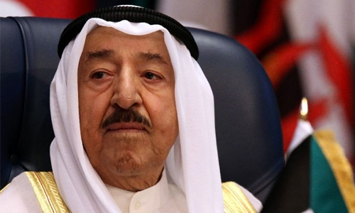 Emir of Kuwait Issues Decree Forming New Cabinet