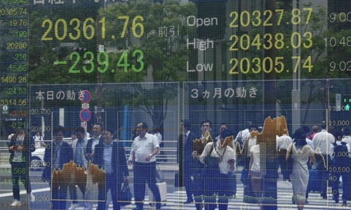 Stocks rally as rate cut prospect offsets tensions