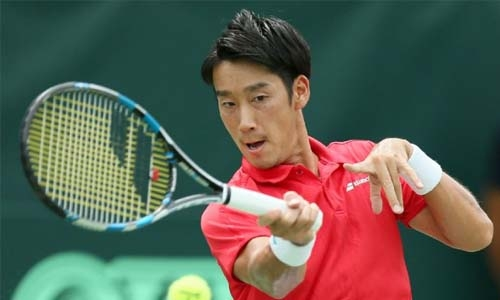 Sugita win keeps Japan in Davis Cup world group