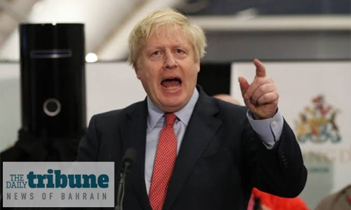 Boris returns to power