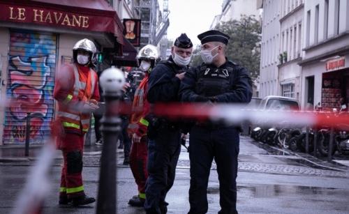 Paris cleaver attack suspect under anti-terror formal investigation