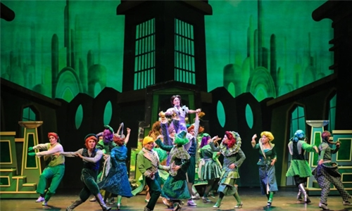 'The Wizard of Oz' takes fans by storm