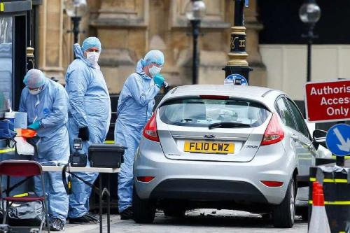 UK parliament attacker faces murder charges