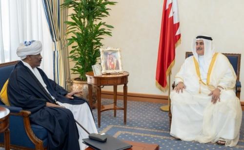 Bahrain, Sudan relations hailed