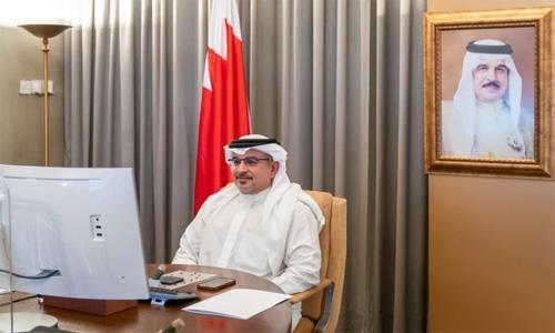 HRH Prince Salman praise 'Fikra' Innovation finalists and winners