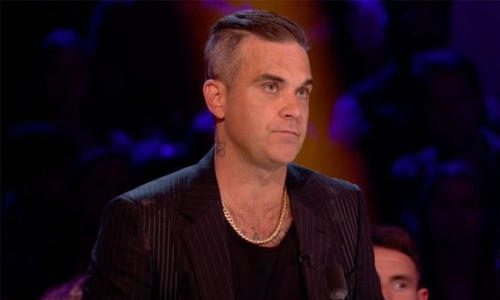 Robbie Williams blames himself for having no act in 'The X Factor' final