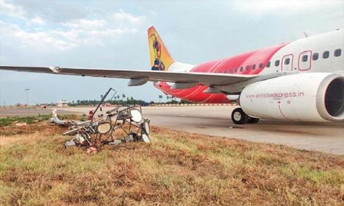 Air India Express accident: Pilot error caused mishap