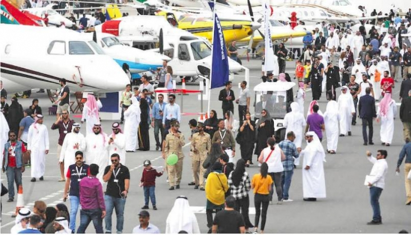 More visitors expected at Bahrain Airshow 2020