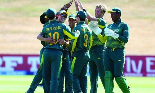 SA finish fifth at U-19 World Cup