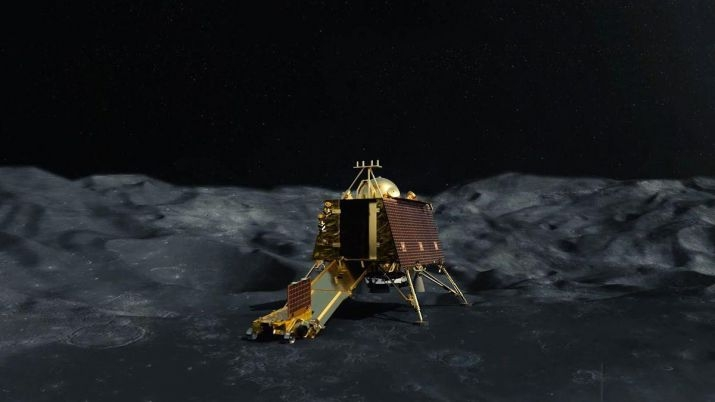 ISRO located Vikram,the chandrayan -2 lander