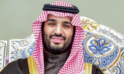 Saudi king's son named crown prince
