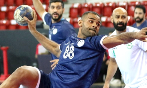 Al Najma advance to Khalid bin Hamad Handball Cup final