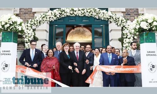 LuLu's Twenty14 Holdings opens Great Scotland Yard Hotel