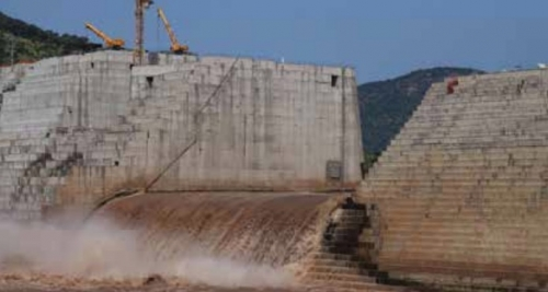Sudan says talks on Nile dam resumed with Egypt, Ethiopia