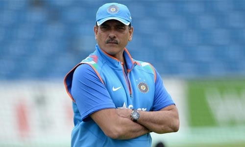 Shastri hot favourite to be new India coach