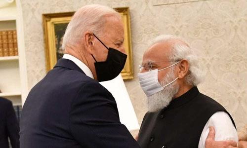 Biden, Modi discuss Indo-Pacific, climate change and Covid