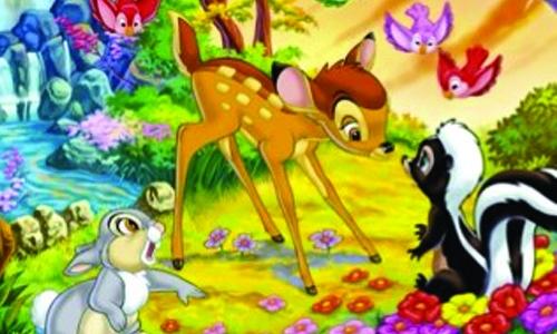 Disney's beloved 'Bambi,' still breaking hearts at 75