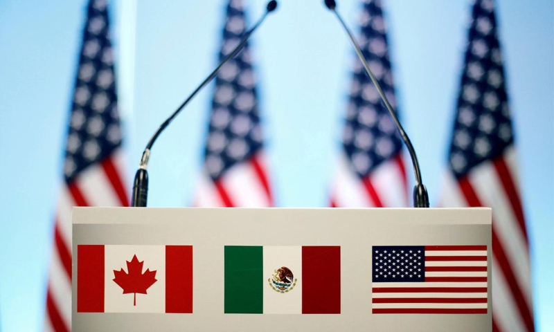 US-Canada trade talks grind on, issues unresolved