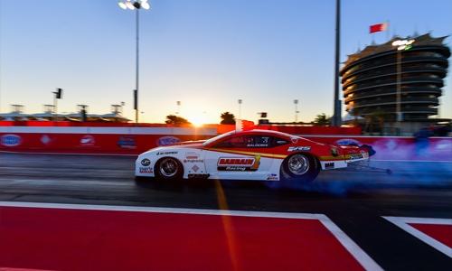 Bahrain1's Al Balooshi clinches Pro Mod title at BIC