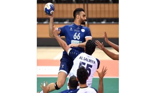 Al Najma book semis berth in Asian handball