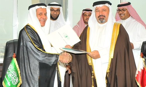 $489m Saudi fund for Bahrain