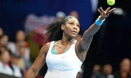 Serena bundled out of Auckland Classic