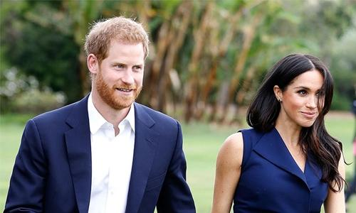 Kangaroo on the menu for Harry and Meghan