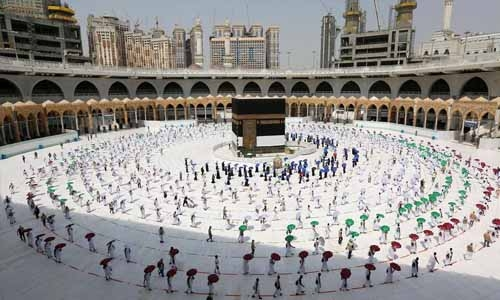 Saudi Arabia announces new rules for foreign Umrah seekers